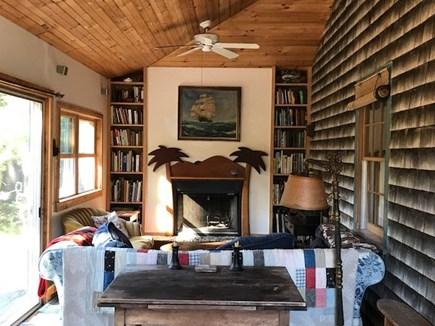 West Tisbury Martha's Vineyard vacation rental - Afternoon rest???