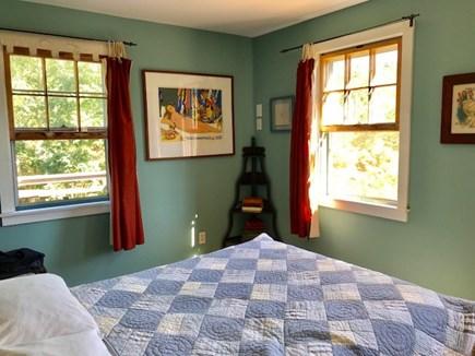 West Tisbury Martha's Vineyard vacation rental - Second floor bedroom
