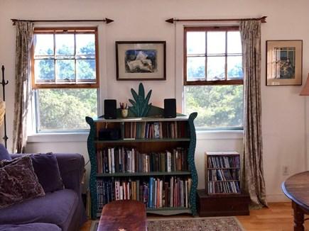 West Tisbury Martha's Vineyard vacation rental - Second floor living room