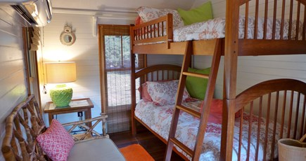 Vineyard Haven Martha's Vineyard vacation rental - 2nd Fl Set of Bunkbeds