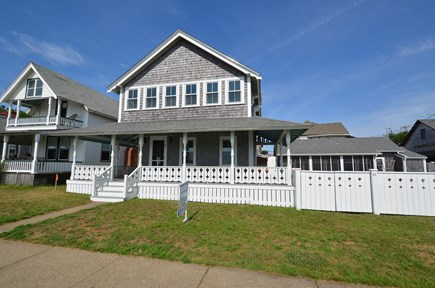 Oak Bluffs Martha's Vineyard vacation rental - Front View of Home