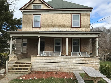 Oak Bluffs Martha's Vineyard vacation rental - 1900 OB Victorian, newly renovated and walking to town