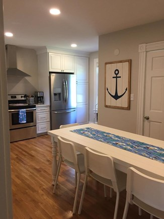 Oak Bluffs Martha's Vineyard vacation rental - Eat in kitchen, fully equipped and newly renovated