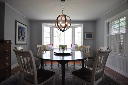 Oak Bluffs Martha's Vineyard vacation rental - Dinning Room