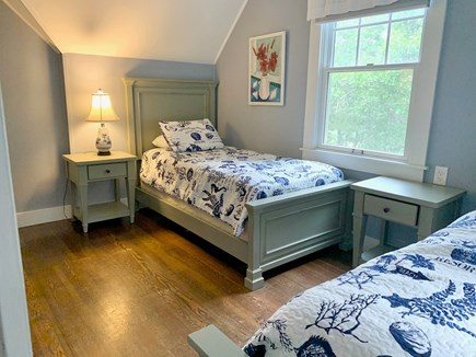 Oak Bluffs Martha's Vineyard vacation rental - 2 twins