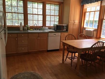 Chappaquiddick Martha's Vineyard vacation rental - Kitchen