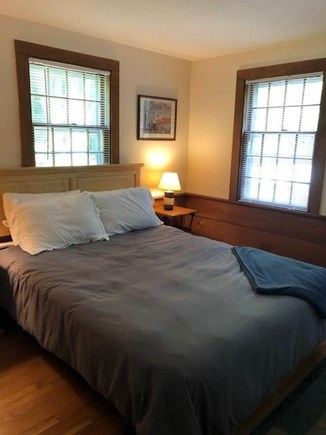 West Tisbury Martha's Vineyard vacation rental - Downstairs queen bed