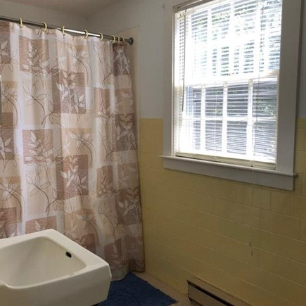 West Tisbury Martha's Vineyard vacation rental - Upstairs bath   downstairs half bath not shown