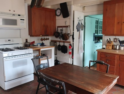 Oak Bluffs, Harthaven Martha's Vineyard vacation rental - Kitchen