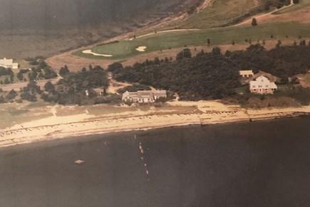 Oak Bluffs, Harthaven Martha's Vineyard vacation rental - Beach House - aerial view