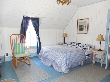 Oak Bluffs Martha's Vineyard vacation rental - Bedroom #1 with Full size bed sleep 2