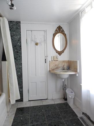 Oak Bluffs Martha's Vineyard vacation rental - 1st Floor Bathroom with tub and shower