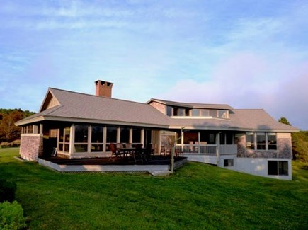 Chilmark Martha's Vineyard vacation rental - A balance of elegance and comfort, this estate has everything.