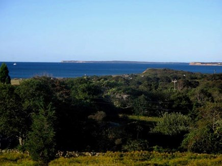 Chilmark Martha's Vineyard vacation rental - Capture the expansive views of the South Shore.