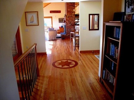 Chilmark Martha's Vineyard vacation rental - Discover new rooms as you admire the craftsmanship.