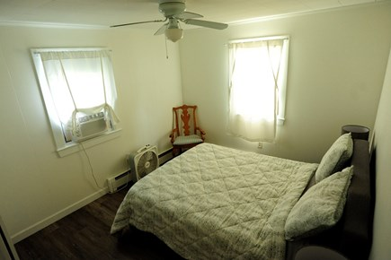 Vineyard Haven Martha's Vineyard vacation rental - Quiet queen bedroom with new bed and bedding