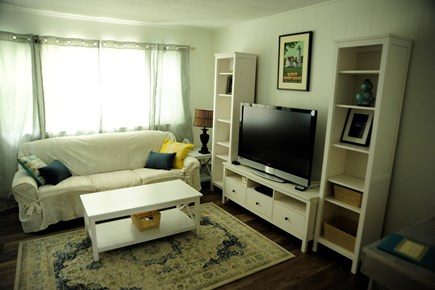Vineyard Haven Martha's Vineyard vacation rental - Comfortable living room
