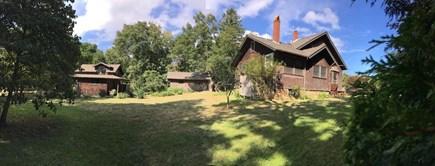 Oak Bluffs Martha's Vineyard vacation rental - Lawn view