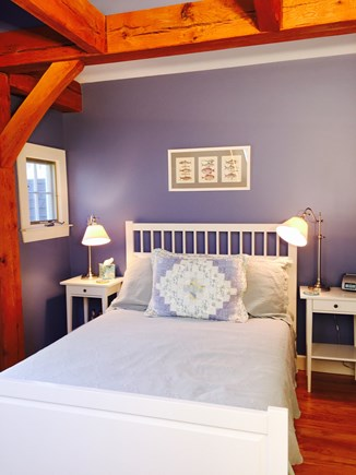 Vineyard Haven Martha's Vineyard vacation rental - Second-floor bedroom, with adjacent bath