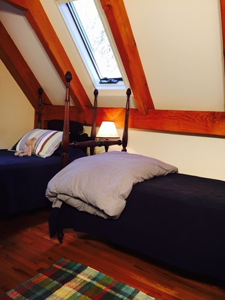 Vineyard Haven Martha's Vineyard vacation rental - Antique-filled second-floor bedroom, also next to the bath.
