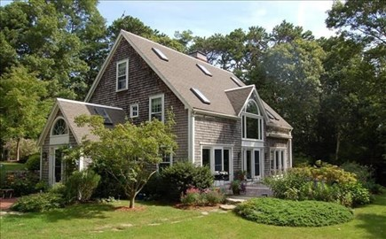 Vineyard Haven Martha's Vineyard vacation rental - Our North Shore post-and-beam home beckons you.