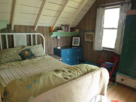 Oak Bluffs Martha's Vineyard vacation rental - Treehouse room has great views, window A/C.