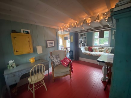 Oak Bluffs Martha's Vineyard vacation rental - Study and extra dining for 6.