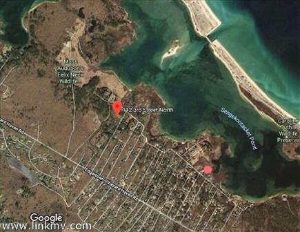 Edgartown Martha's Vineyard vacation rental - Amazing location! Walk to Felix Neck, 3 miles to town!