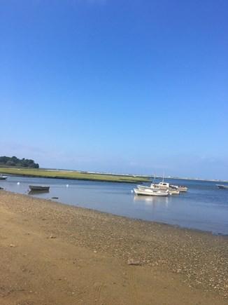Edgartown Martha's Vineyard vacation rental - Town boat launch ~1 mile from house - kayak Sengekontacket Pond