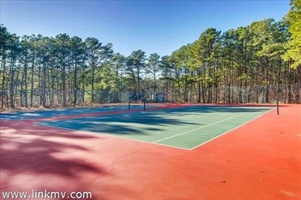 Vineyard Haven Martha's Vineyard vacation rental - Enjoy a game of tennis whether you're a beginner or pro.