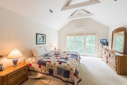 Vineyard Haven Martha's Vineyard vacation rental - High ceilings in the bedroom help make you feel like royalty.