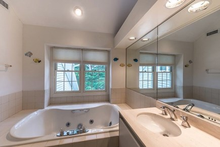 Vineyard Haven Martha's Vineyard vacation rental - The Jacuzzi en-suite is a vacationer's relaxation dream.