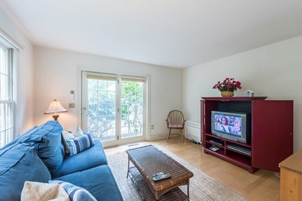 Vineyard Haven Martha's Vineyard vacation rental - Find some quiet time in the intimate den setting.