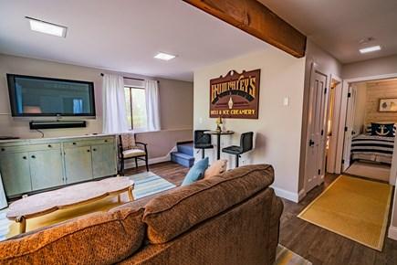 West Tisbury, Lambert's Cove Martha's Vineyard vacation rental - Downstairs living room