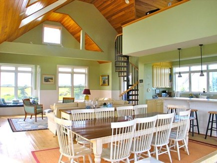 Katama - Edgartown, Edgartown Martha's Vineyard vacation rental - Living area