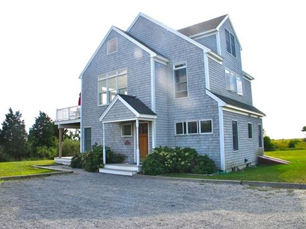 Katama - Edgartown, Edgartown Martha's Vineyard vacation rental - Side view of the house
