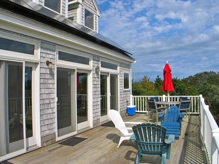 Katama - Edgartown, Edgartown Martha's Vineyard vacation rental - Deck