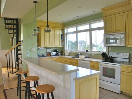 Katama - Edgartown, Edgartown Martha's Vineyard vacation rental - Big open kitchen