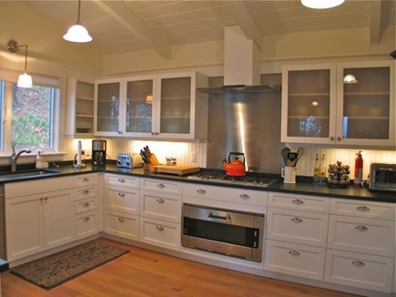Oak Bluffs Martha's Vineyard vacation rental - Large open kitchen