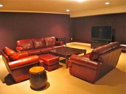 Oak Bluffs Martha's Vineyard vacation rental - Media room