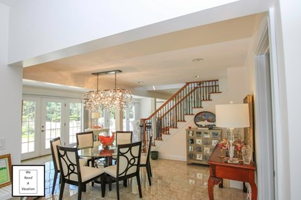 32 County Road, Oak Bluffs Martha's Vineyard vacation rental - Dining area one seats six
