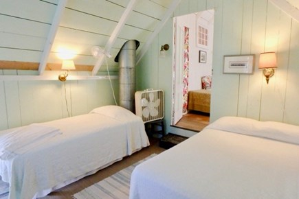 Oak Bluffs Martha's Vineyard vacation rental - Each room has it's own personality.