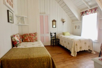Oak Bluffs Martha's Vineyard vacation rental - This playful bedroom is perfect for hosting growing children.