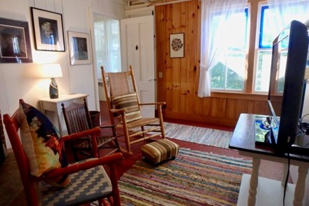 Oak Bluffs Martha's Vineyard vacation rental - Quiet nooks for late night conversation or early morning coffee.