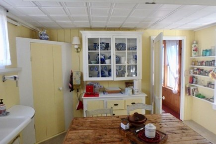 Oak Bluffs Martha's Vineyard vacation rental - Vintage kitchen has all the amenities you need.