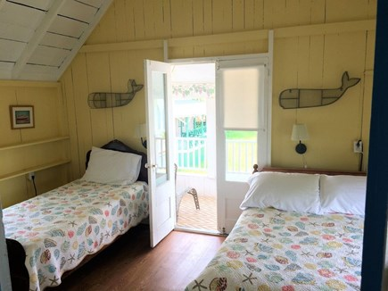 Oak Bluffs Martha's Vineyard vacation rental - Soft Yellow Canary Bedroom