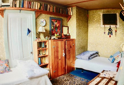 Oak Bluffs Martha's Vineyard vacation rental - Or find a nook to get cozy in after lots of running around.