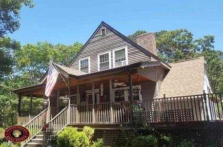 Edgartown Martha's Vineyard vacation rental - Front of house