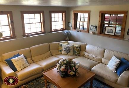 Edgartown Martha's Vineyard vacation rental - Downstairs Family Room