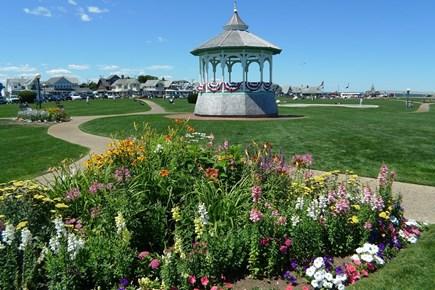 Oak Bluffs Martha's Vineyard vacation rental - Famous Ocean Park is 1 mi away